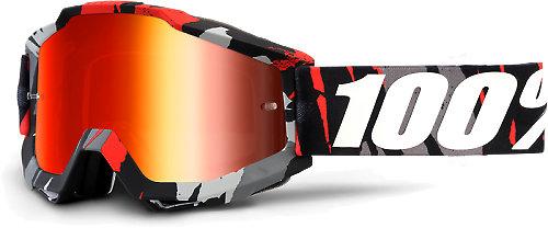 100% Accuri Magemo - Mirror Red Lens