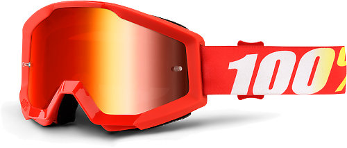 100% Strata Furnace - Mirror Red Lens