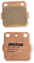 Braking Brakepads Sintered Front/Rear
