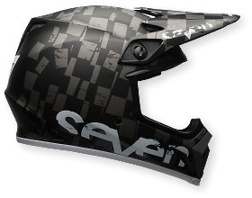 Bell MX-9 Seven Checkmate Helmet MIPS