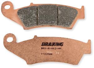 Braking Brakepads Heavy Duty Front