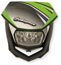 Polisport HMX Headlight