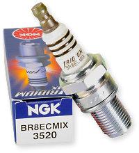 NGK Spark Plug BR8ECMIX