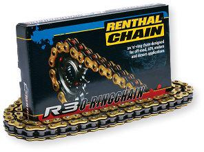 Renthal R1 Works Chain - 520 (118L)