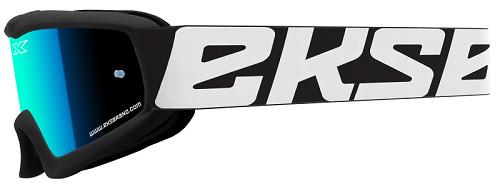 EKS X-Grom Youth Goggle - Black