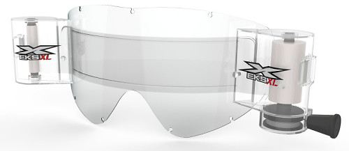 EKS EKS-S XL Zip Off Cans/lens/film/visor, 36mm