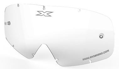 EKS X-GROM Anti-Fog Lens, Clear