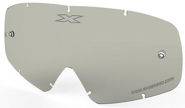 EKS X-GROM Anti-Fog Lens, Smoke
