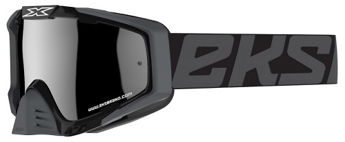EKS EKS-S Goggle - Black/Grey