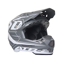 6D ATR-2 Aero Graphic Matte Grey