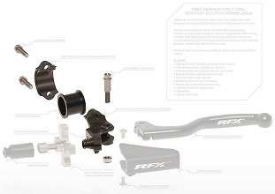 RFX Pro Clutch Assembly Replacement Bracket Forged