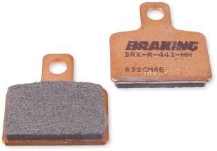 Braking Brakepads Sintered Rear