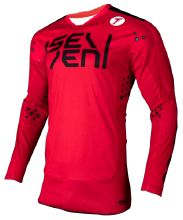 Seven Rival Biochemical Jersey Red/White