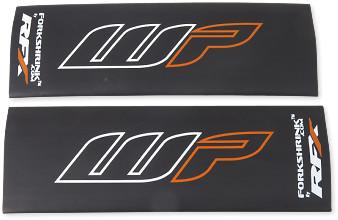 RFX Fork Shrink Race Serie White/Orange WP Logo