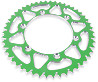 Esjot Rear Alu. Sprocket 50T - Green