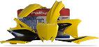 Polisport Plastic Kit Oem. Color Suzuki
