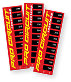 Pro Circuit THERMOSTRIPS (SET OF 3)