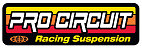 Pro Circuit P/C SUSPENSION SHOCK DECAL