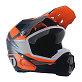 6D ATR-1Y Avenger Helmet Neon Orange