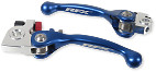 RFX Race Forged Flexible Lever Set Blue TM