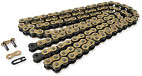 D.I.D 520 MX Gold-Black Chain Heavy Duty 120 Link