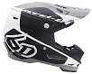 6D ATR-2 Shadow Matte White/Black