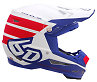6D ATR-2 Stripe Matte Red/White/Blue