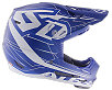 6D ATR-2 Aero Graphic Matte Blue