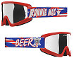 EKS Gox Ronnie Mac Goggle - With Mirror Lens