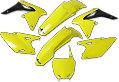 UFO Plastics Kit Suzuki RM-Z 250 Yellow